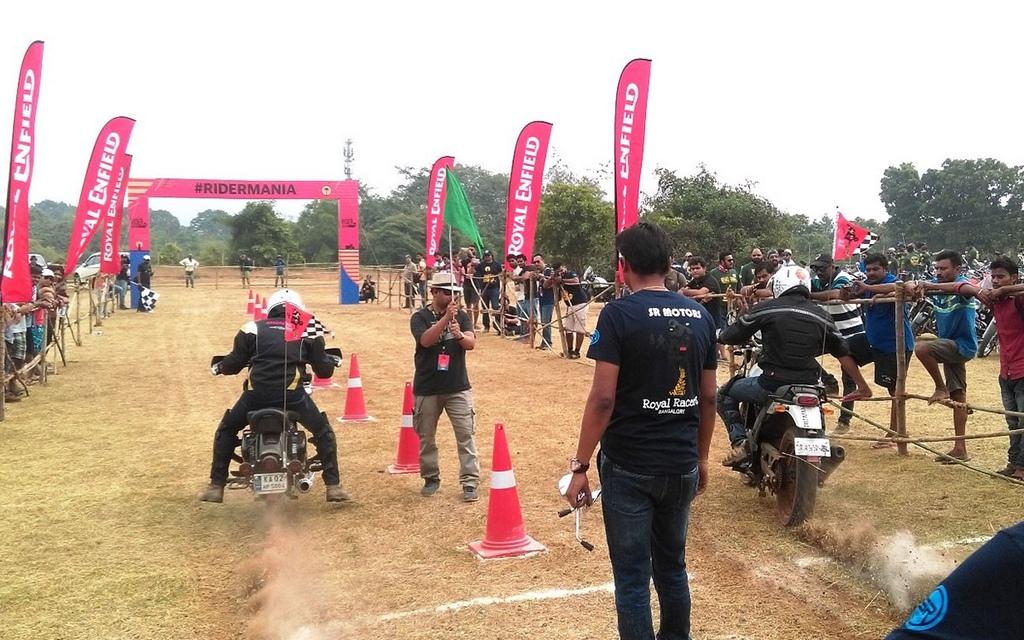 Rider Mania (in Kerala/Goa) | Himalayan Heroes