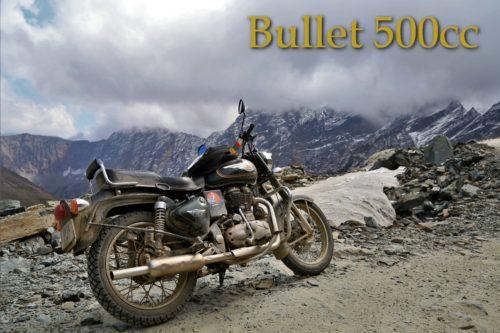 Bullet 500cc