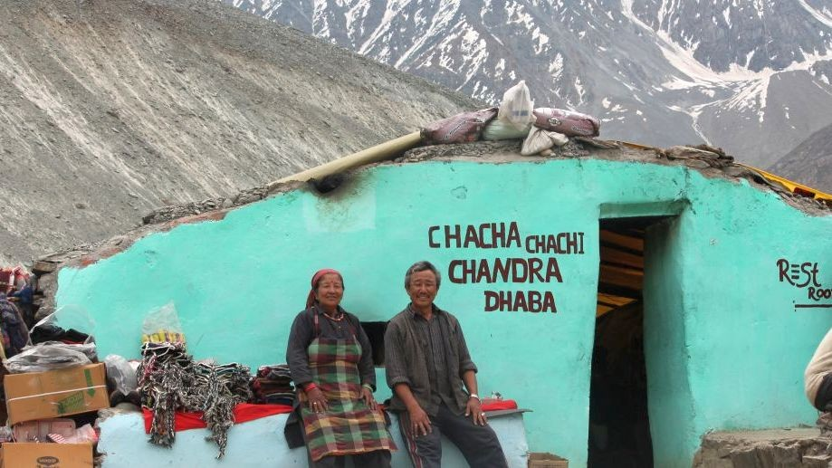 Be sure to stop at the Batal Dhaba